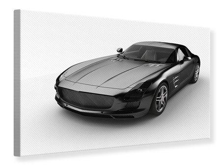 Leinwandbild 007 Auto
