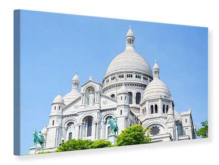 Leinwandbild Paris- Montmartre