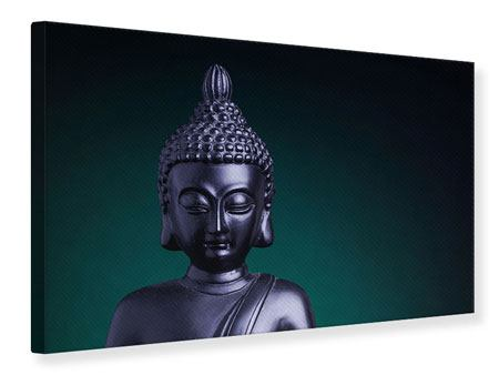 Leinwandbild Die Weisheit des Buddhas