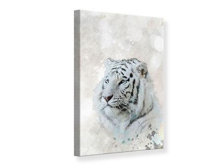 Leinwandbild Tiger-Gemälde