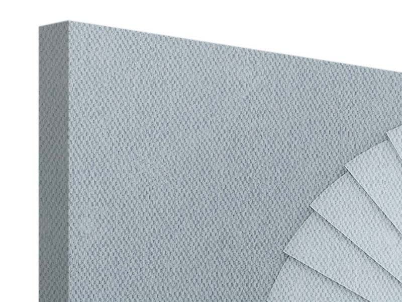 Leinwandbild 3D Wendeltreppe