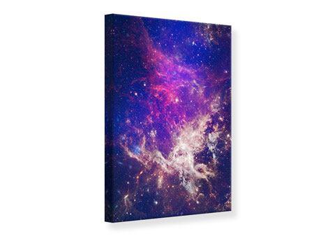 Leinwandbild Das Universum