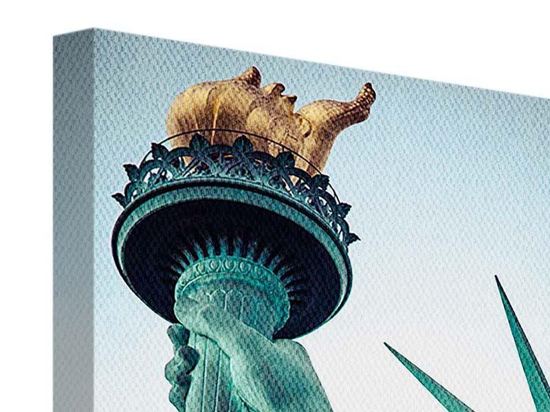 Leinwandbild Freiheitsstatue