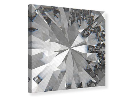 Leinwandbild Riesendiamant