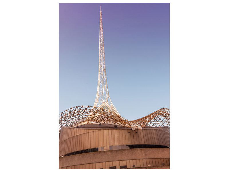 Leinwandbild Arts Centre Melbourne