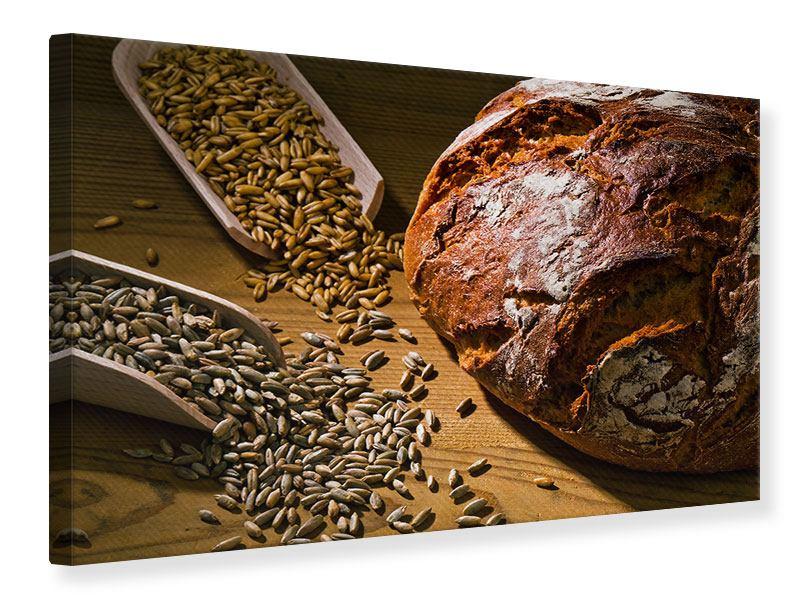 Leinwandbild Das Brot