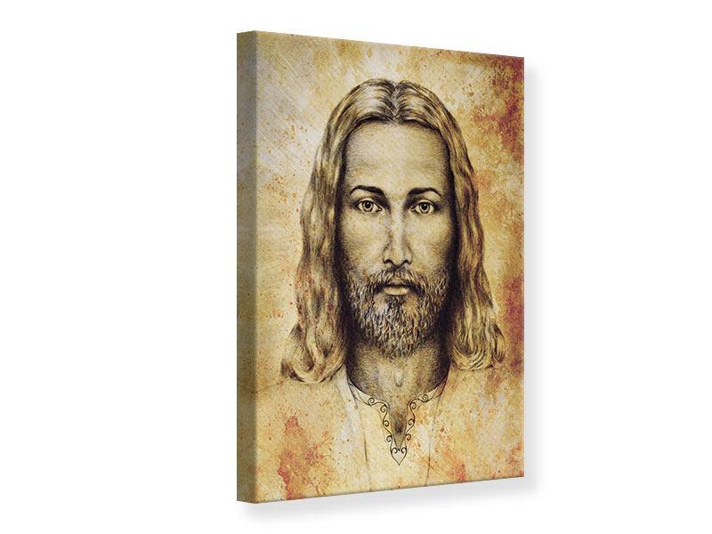 Leinwandbild Jesus Gemälde