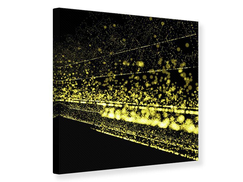 Leinwandbild Abstrakte Lichter