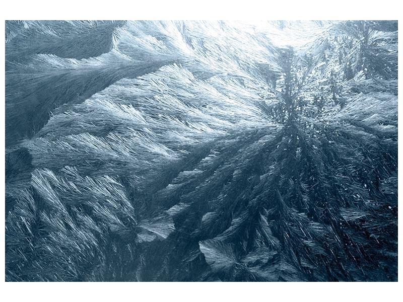 Leinwandbild Eis