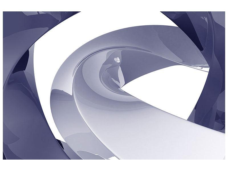 Leinwandbild Abstrakte Schwingungen