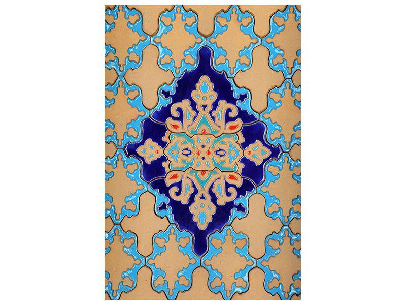 Leinwandbild Orientalisches Mosaik