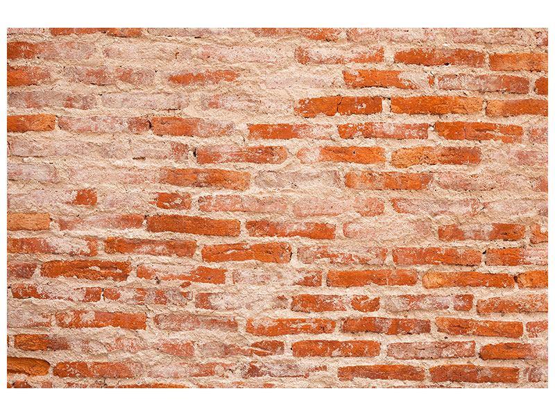 Leinwandbild Mauerwerk