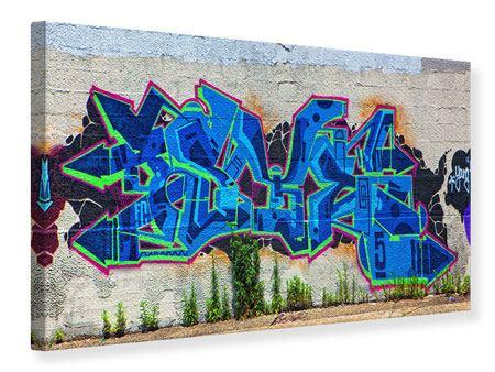 Leinwandbild Graffiti NYC
