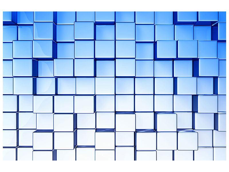 Leinwandbild 3D-Symetrie
