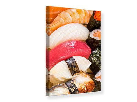 Leinwandbild Sushi
