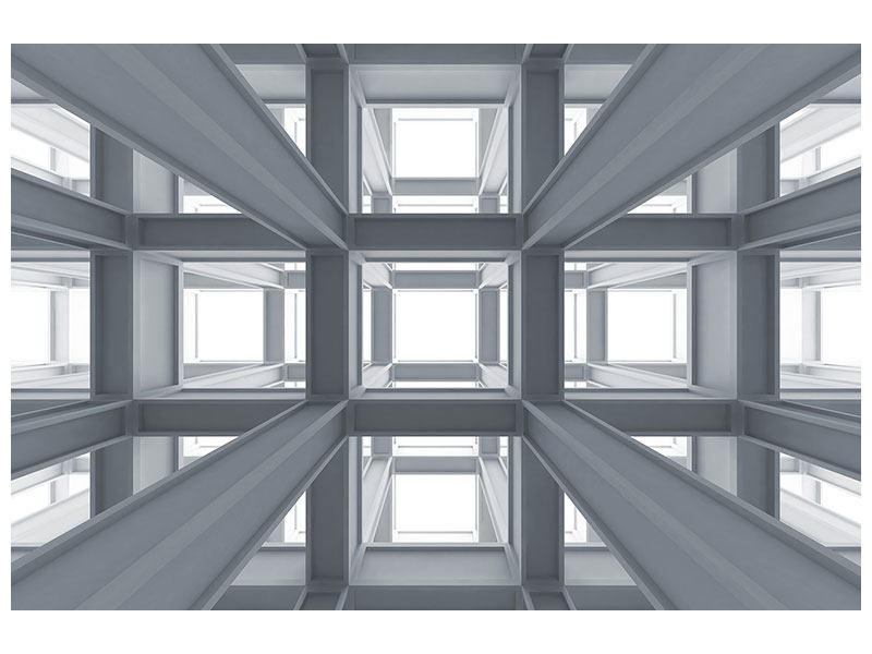 Leinwandbild Räume