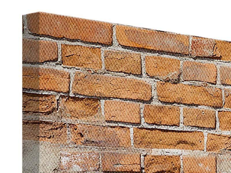 Leinwandbild Alte Klagemauer