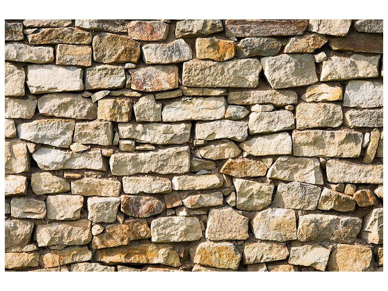 Leinwandbild Natursteine