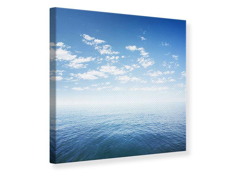Leinwandbild Unendlichkeit Meer