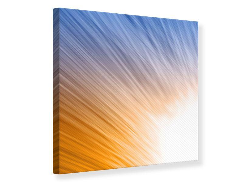 Leinwandbild Abstraktes Lichterspiel