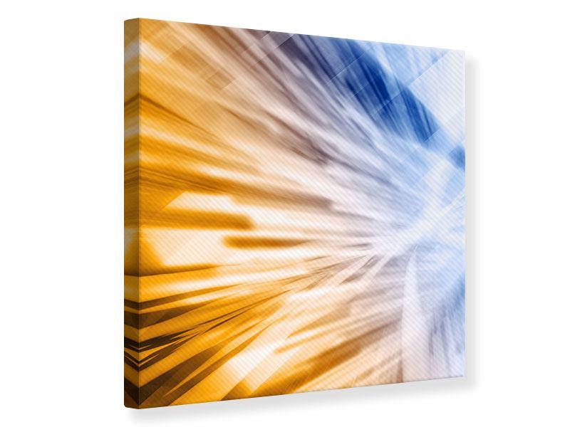 Leinwandbild Abstrakte Galaxie