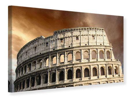Leinwandbild Kolosseum Rom