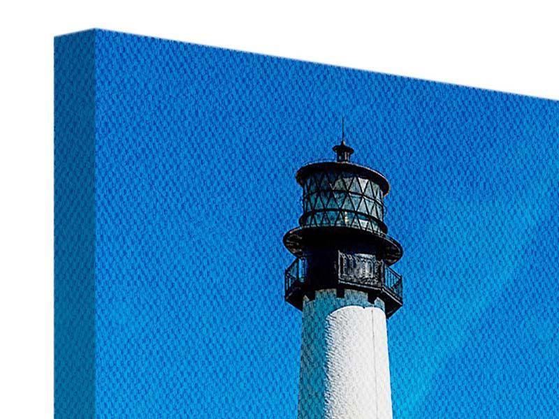 Leinwandbild Leuchtturm
