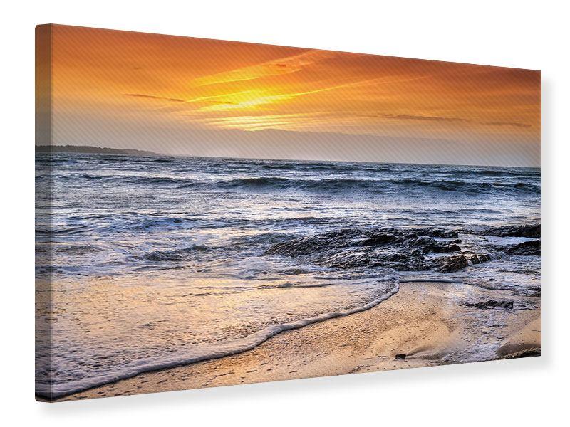 Leinwandbild Das Meer