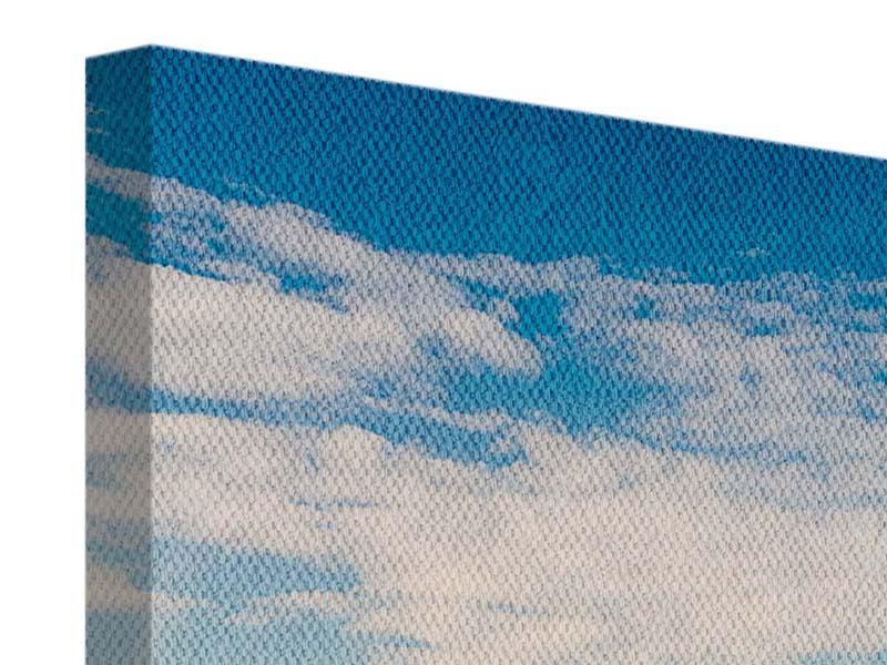 Leinwandbild 5-teilig Skyline New York