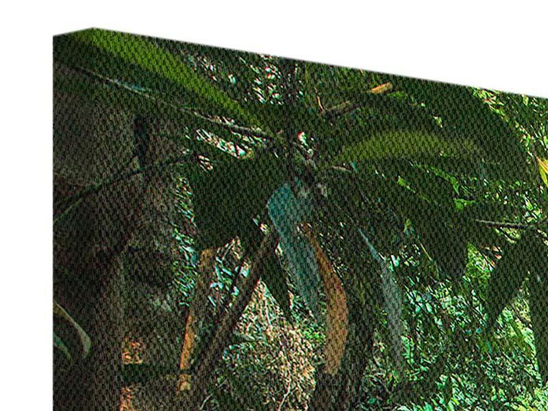 Leinwandbild 5-teilig modern Element Wasser