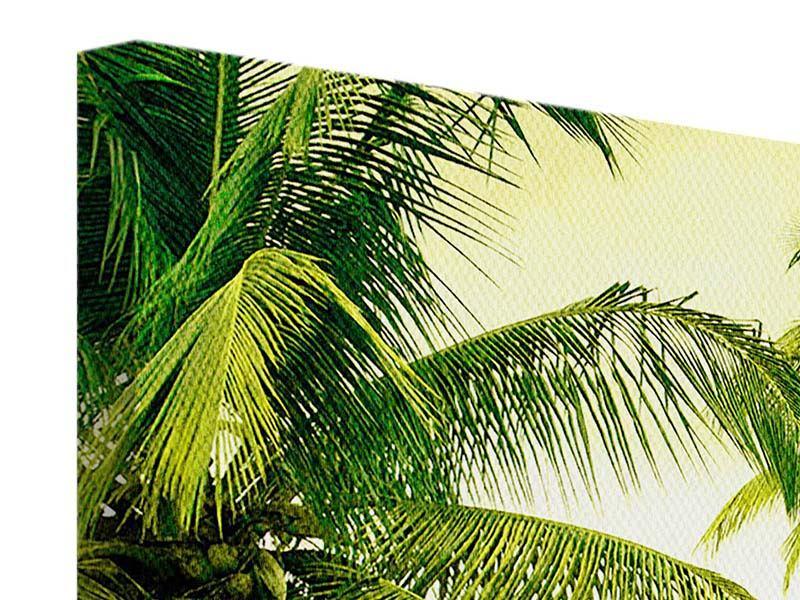 Leinwandbild 5-teilig modern Reif für die Insel