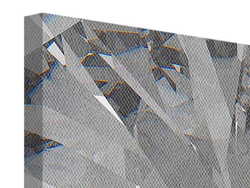 Leinwandbild 9-teilig Riesendiamant