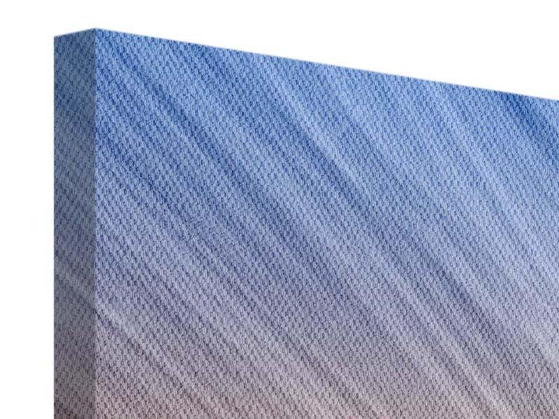 Leinwandbild 9-teilig Abstraktes Lichterspiel