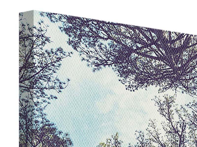 Leinwandbild 9-teilig High in the Sky