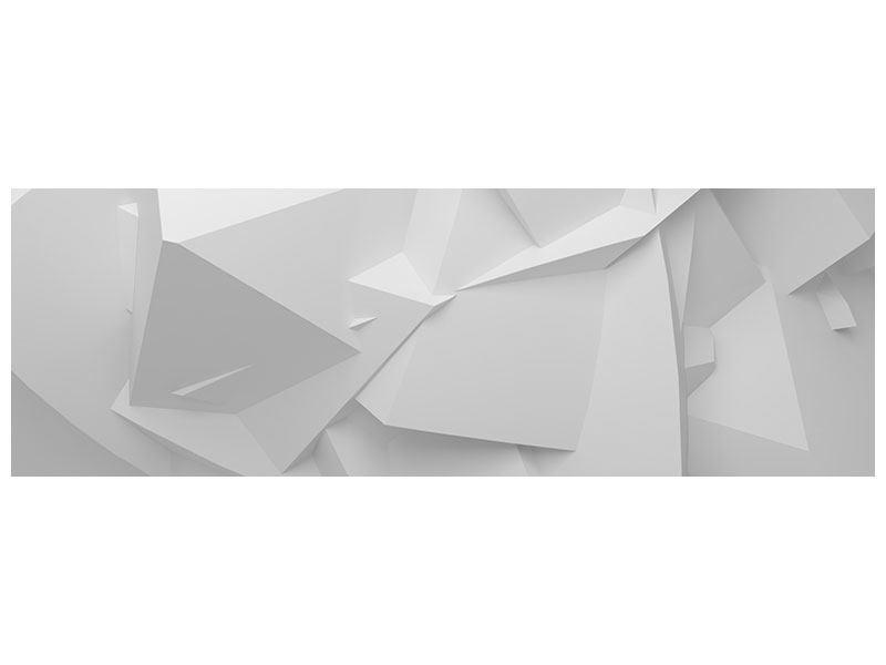 Metallic-Bild Panorama 3D-Raster