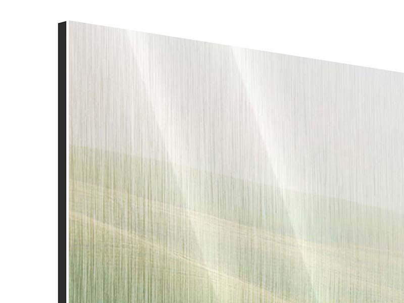 Metallic-Bild 3-teilig modern Toskana