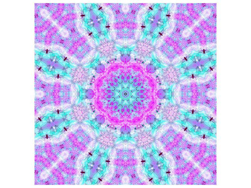 Metallic-Bild Lilac