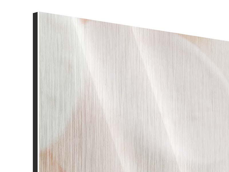 Metallic-Bild Marshmallow