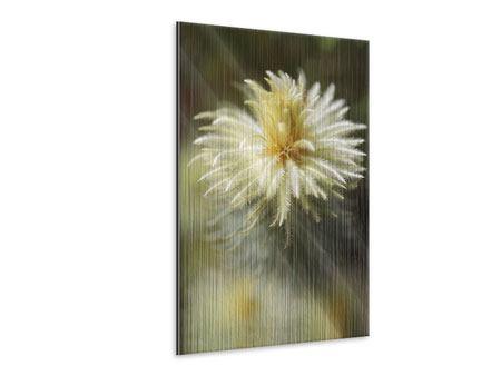 Metallic-Bild Die Frühlingsblüte