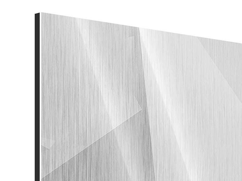 Metallic-Bild 3D-Raster