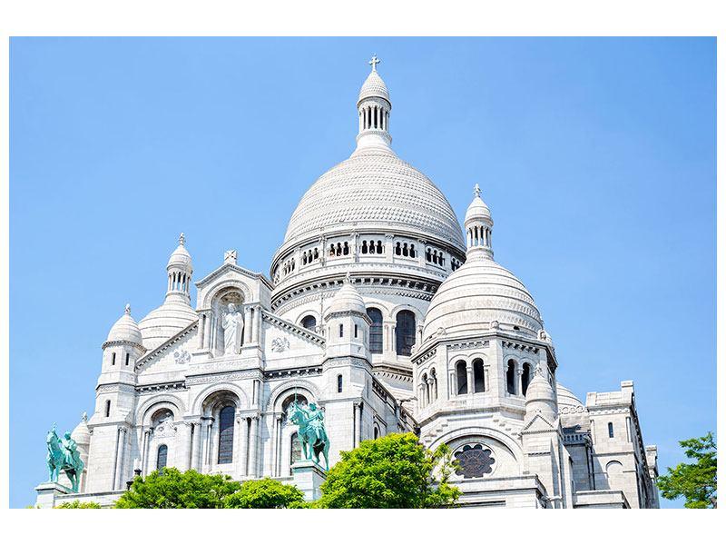 Metallic-Bild Paris- Montmartre