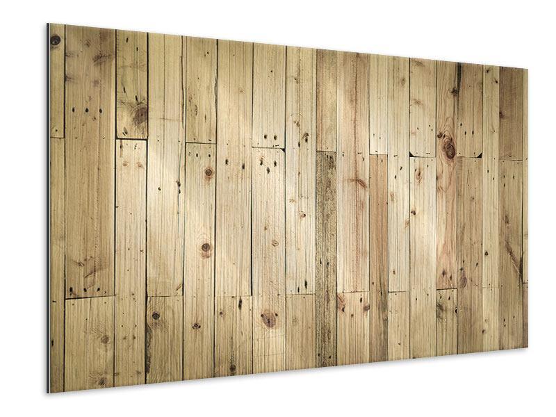 Metallic-Bild Holzpaneelen