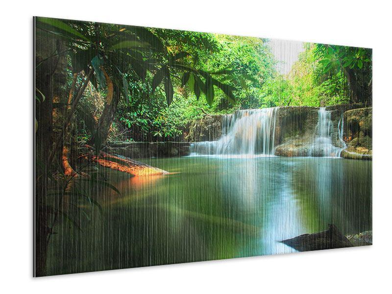 Metallic-Bild Element Wasser