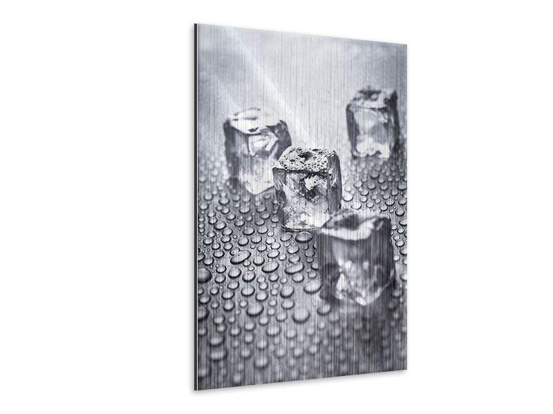Metallic-Bild Frischekick