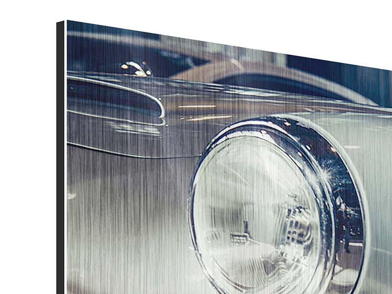 Metallic-Bild Classic Car