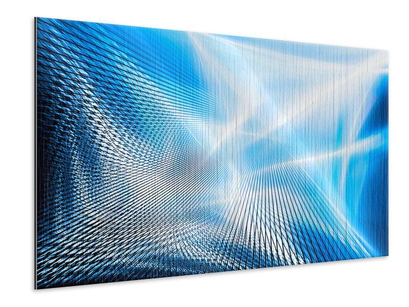 Metallic-Bild Laser