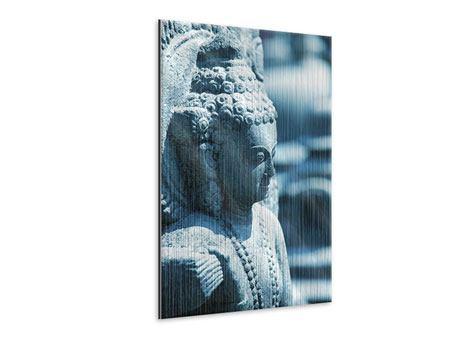 Metallic-Bild Siddharta