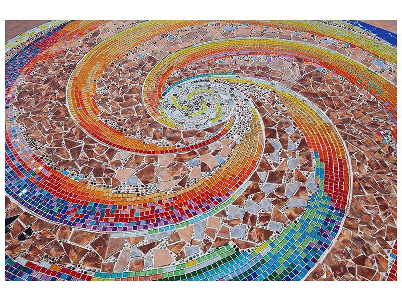 Metallic-Bild Mosaik