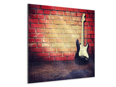 Metallic-Bild E-Gitarre
