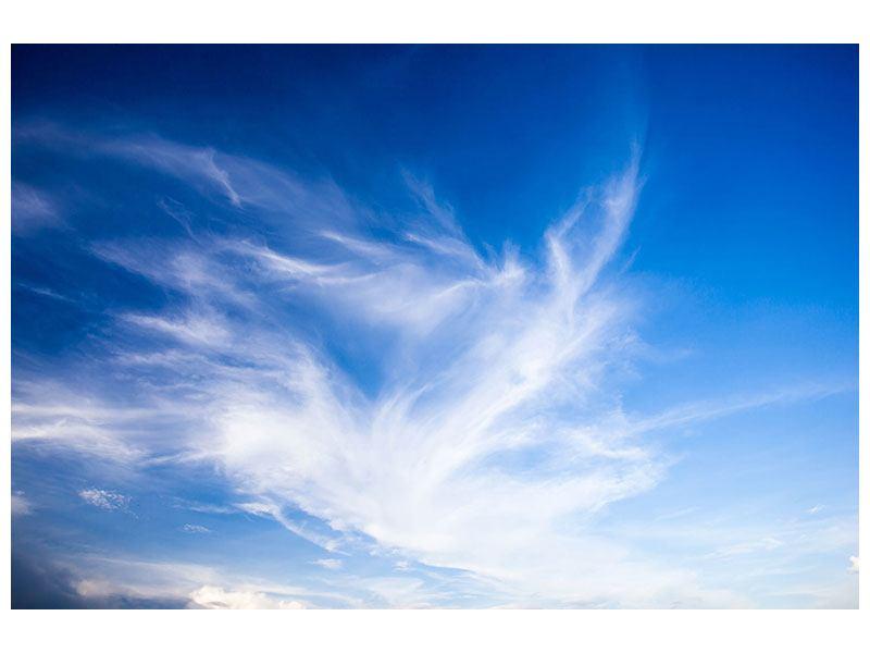 Metallic-Bild Schleierwolken